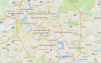 Отделения ПриватБанка в Москве