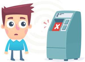Что делать, если банкомат забрал карточку Приватбанка?
