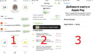 Как настроить ApplePay в Приват24