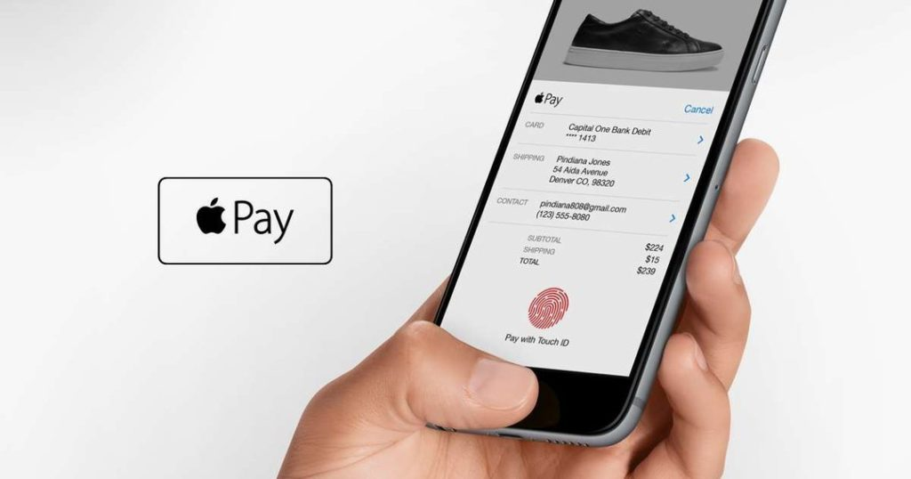 Apple Pay в Приватбанке